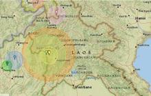 Lào rung chuyển bởi động đất mạnh 6 độ, rung lắc cảm nhận được tại Việt Nam