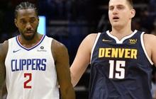 NBA 2019-2020 ngày 21/11: Los Angeles Clippers vất vả vượt qua Boston Celtics, Denver Nuggets đánh bại Houston Rockets tại thánh địa Pepsi Center