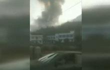 Trung Quốc: Nổ xưởng sản xuất pháo hoa, nhiều người thương vong