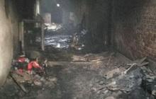 Hỏa hoạn kinh hoàng tại Ấn Độ, ít nhất 32 người thiệt mạng
