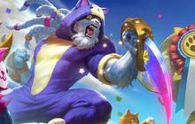 Riot Games bất ngờ công bố Tahm Kench chứ không phải Rengar là tướng hưởng lợi nhất từ Rồng Nước