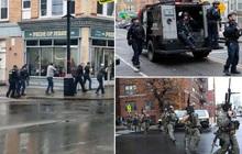 Xả súng kinh hoàng ở New Jersey, 6 người thiệt mạng