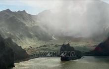 Vẫn có khả năng núi trên Đảo Trắng của New Zealand xảy ra đợt phun trào mới
