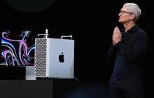 """Mac Pro mới với cấu hình cao nhất có giá gần bằng chiếc """"xế"""" Toyota Camry 2.5Q, chưa cần tính màn hình luôn"""