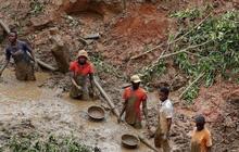 Sập mỏ vàng khiến 30 người thiệt mạng tại CHDC Congo