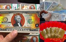 Nhộn nhịp thị trường đổi tiền lẻ dịp cận Tết 2020: Đổi 1 triệu mất phí dịch vụ 3 triệu