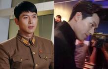 """Hyun Bin tóc vuốt bóng loáng gây mê cực mạnh ở hình """"chụp bừa"""" hậu trường Crash Landing on You"""