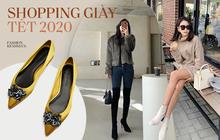 6 đôi giày đáng sắm nhất Tết này: Diện với quần hay váy cũng xinh hết nấc, lại sành điệu miễn bàn