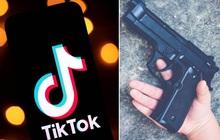 Thiếu niên mượn súng của mẹ để quay TikTok nhưng không may bị cướp cò dẫn chết tử vong thương tâm