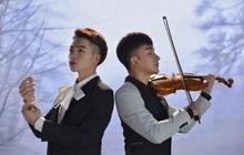 """Đức Phúc hát đầy cảm xúc, Hoàng Rob kéo violin """"ngất lịm"""", lại thêm Bình An đẹp trai ngời ngời - quá đủ cho một sản phẩm cận Tết!"""