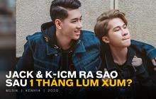 """Còn lại gì sau 1 tháng lùm xùm của Jack và K-ICM: Sản phẩm có lượng dislike """"khủng"""" nhất Vpop, fan """"mòn mỏi"""" chờ ra MV"""