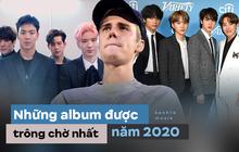 Billboard tung danh sách 30 album được trông chờ nhất 2020: BTS, Monsta X chễm chệ đứng cùng Justin Bieber, Dua Lipa, Halsey!
