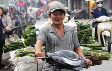 Giá thịt heo tăng cao, chợ lá dong ở Sài Gòn đìu hiu vì sức mua giảm 40%, tiểu thương mắc võng ngủ giữa ban ngày