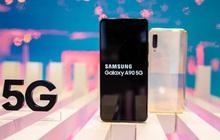 Hơn 6,7 triệu thiết bị Galaxy 5G được bán trong 2019: Cột mốc lịch sử tạo tiền đề cho tương lai thống trị