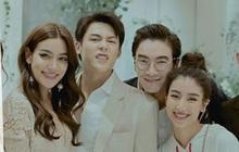 Ảnh hot khiến MXH Thái dậy sóng: Nam thần Mark Prin chung hình với cả người yêu hiện tại và bạn gái cũ từng cạch mặt nhau
