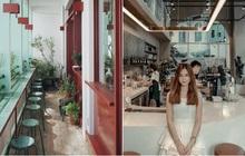 Sài Gòn: Hai quán cà phê mới toe được dân tình check-in ầm ầm, Tết này lại có chỗ để ểnh ương sống ảo rồi đây!