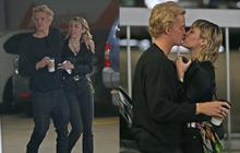 """Liam mới lộ ảnh tình tứ với bồ mới 1 ngày, Miley Cyrus cũng công khai ôm hôn bạn trai: """"Drama"""" ăn miếng trả miếng chưa đến hồi kết?"""