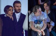 Gia đình Beckham gây bão khi đi show: David - Victoria thần thái ngút ngàn như đóng phim, lấn át luôn cậu con cả