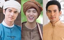 """4 nam thần cổ trang nức tiếng màn ảnh Thái: đáng yêu nhất phải kể đến """"hoàng tử nụ cười"""" James Jirayu!"""
