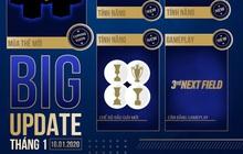 """FIFA Online 4: Nhiều thay đổi khiến game thủ """"sướng cả người"""" sau BIG Update của Garena"""