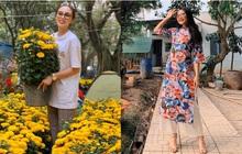 Dàn sao Vbiz tất bật ngày 25 tháng Chạp: Kỳ Duyên dạo chợ hoa, Lê Hà xin chữ cầu may, còn nghệ sĩ khác thì sao?