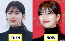 """Ngỡ ngàng so sánh nhan sắc của """"tình đầu quốc dân"""" Suzy năm 2020 và 2017: Sau 4 năm nhìn tưởng copy-paste"""