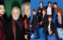 """Nhóm nhạc huyền thoại Queen ca ngợi BTS: """"Hình tượng của họ đã truyền cảm hứng cho chính chúng tôi!"""""""