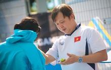 """Thầy của Ánh Viên xin nghỉ việc, một ngày sau scandal bị cựu người mẫu Trang Trần """"tố"""" không trả 230 triệu đồng"""