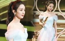 Triệu Lệ Dĩnh gây sốt với visual quá đỉnh tại Tencent Awards: Gái một con trông mòn con mắt là đây!