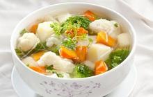 Công thức súp rau xanh giúp bạn giảm cân nhẹ nhàng, tức tốc đánh bay 4kg trong 7 ngày