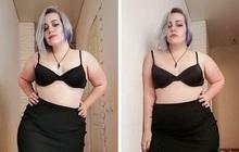 Nàng béo người Nga chia sẻ những gì mình đã phải trải qua khi sống chung với cơ thể đạt ngưỡng 113kg