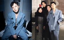 G-Dragon (BIGBANG) gây náo loạn ở Paris, lần đầu dự sự kiện quốc tế bên anh rể tài tử để ủng hộ chị gái