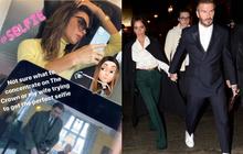 David Beckham đích thị là chồng nhà người ta: Hết ân cần thắt dây giày lại mất tập trung vì mải quay lén vợ selfie