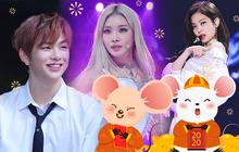 Idol Kpop tuổi Tý đúng chuẩn hội tài sắc vẹn toàn: Từ hội cỗ máy nhảy đình đám cho đến dàn visual xinh hơn hoa, có 2 idol đa-zi-năng khiến fan mê mệt