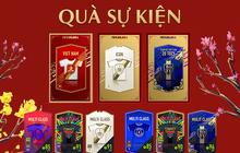 """FIFA Online 4: Garena chơi lớn trong sự kiện Tết, game thủ rộn ràng khoe """"quà tết"""" giá trị!"""