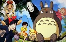 21 kiệt tác anime của Studio Ghibli đổ bộ Netflix, có cả Vô Diện và hàng xóm Totoro siêu cưng