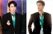 """Hai mỹ nam BTS và EXO """"đại chiến"""" khi đụng nguyên cây đồ: Người như tổng tài, người chuẩn thiếu gia nhà tài phiệt"""