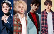 """4 nam idol nhà SM đang công khai hẹn hò: Chen, Heechul gây náo loạn đầu năm 2020, Changmin (DBSK) """"đánh úp"""" Dispatch"""