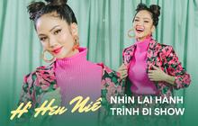"""H'Hen Niê bối rối vì phải chọn giữa Sơn Tùng M-TP & Đen Vâu, ngại ngùng khi xem lại hình ảnh thời """"Next Top Model"""""""