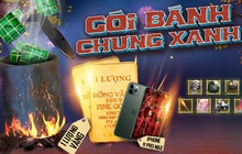 """Gamers háo hức với event """"Gói bánh chưng xanh"""" PUBG Mobile dành riêng cho Việt Nam mùa Tết năm nay"""