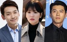 """Tam giác quan hệ Song Hye Kyo, Bi Rain, Hyun Bin bất ngờ bị hé lộ qua nhóm chat """"săn gái"""" của Joo Jin Mo - Jang Dong Gun?"""