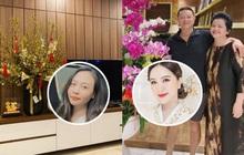 Không khí đón Tết của dàn mỹ nhân năm đầu về nhà chồng: Đàm Thu Trang quá chu đáo, Bảo Thy còn bịn rịn khi thăm bố mẹ