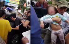 Hy hữu ngày Tết: Người dân phá cửa cứu 2 bé bị mắc kẹt trong ô tô do… bố quên chìa khóa