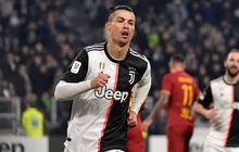 Ronaldo ghi bàn thứ 7 cho Juventus sau 4 trận, fan tặc lưỡi: Cầu thủ vĩ đại nhất lịch sử là đây chứ đâu!