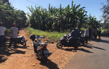 Nam thanh niên 24 tuổi chết bất thường trong vườn chuối ngày giáp Tết
