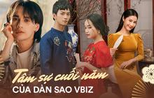 """Dàn sao Vbiz trải lòng ngày cuối năm: Trung Quân sẽ làm liveshow vào năm mới, Trần Nghĩa quyết thoát khỏi hình ảnh """"thầy Ngạn si tình"""""""