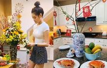 Dàn Hoa hậu Vbiz tất bật chuẩn bị đón năm mới chiều 29 Tết: H'Hen Niê, Tiểu Vy giản dị, Khánh Vân hé lộ không gian sống