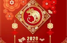 Những câu chúc Tết Canh Tý 2020 bằng Tiếng Anh thay thế Happy New Year cực chất