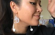 Đang yên đang lành bỗng nổi lên trend khuyên tai làm từ EarPods rối dây, giá tận gần 1 triệu đồng