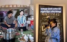 Năm ngoái Hà Đức Chinh đưa bạn gái hiền thục về ăn Tết, năm nay một mình anh phải đi chợ sắm Tết từ sáng mệt phờ đến trưa